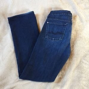 7 for All Mankind Kimmie Jeans 28x30